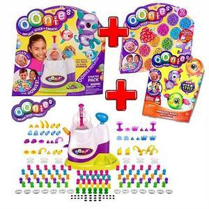 Комплект стартовый Oonies «Фабрика надувных игрушек» с двойным запасом аксессуаров