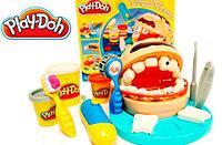 Игровой набор юного стоматолога «Мистер зубастик» Play-Doh Color Mud