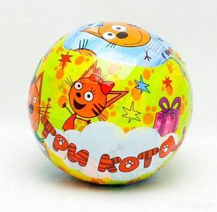 Игрушка-сюрприз в шаре «Три кота» Пикник