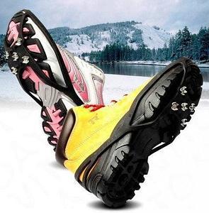 Ледоходы {антигололеды} для обуви «Барс» [36 шипов, размер 35-45]