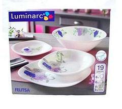 Столовый сервиз Luminarc Felitsa (19 предметов), фото 3