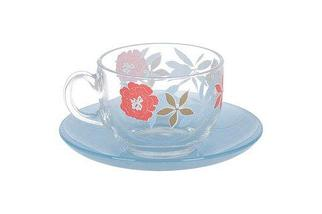 Столовый сервиз Luminarc Peony Floral Blue (46 предметов), фото 3