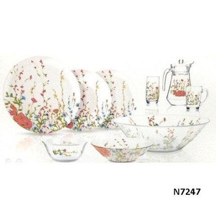 Столовый сервиз Luminarc Rose Labelle (46 предметов), фото 2