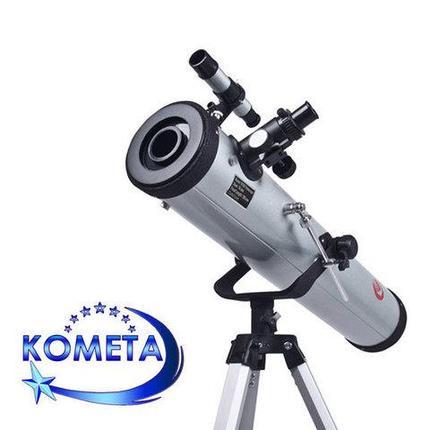 Телескоп-рефлектор системы Ньютона «КОМЕТА-76x», фото 2
