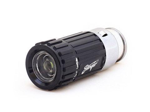 Фонарик суперкомпактный автомобильный светодиодный Stinger LED LIGHT BW-115Y-1 с зарядкой от прикуривателя, фото 2