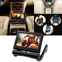 Телевизор с DVD-плеером автомобильный CAR CENTRAL ARMREST DVD/TFT LCD MONITOR, фото 3