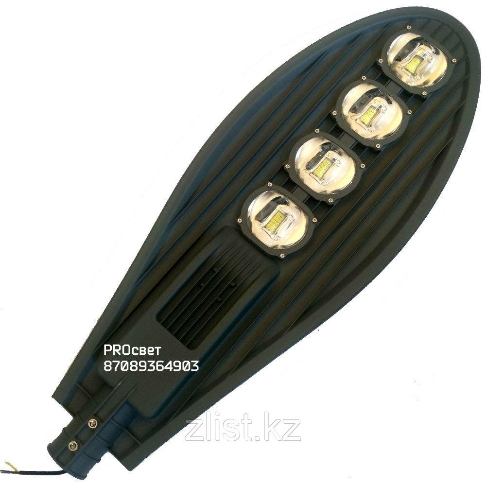 Консольный светильник LED 250W 6400К 22500lm с линзой