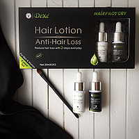 Dexe hair lotion. Набор, лосьон для роста и против выпадения волос