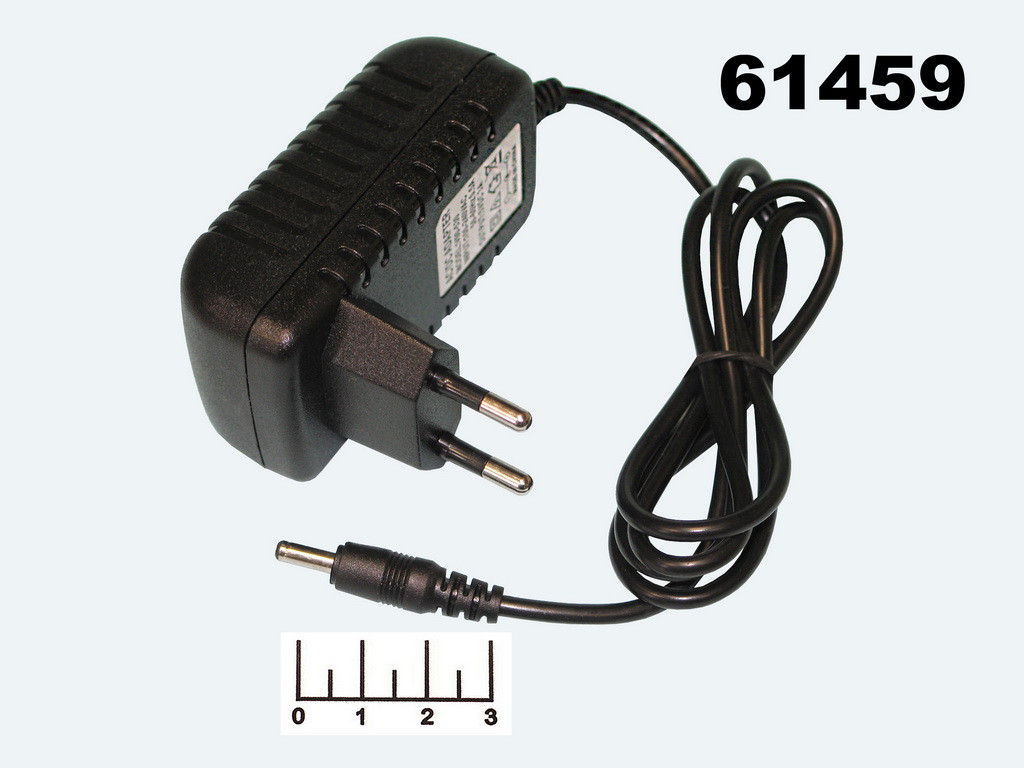 Блок питания 5V 2A с разъемом 3,5х1,35мм для планшетов, бытовой техники и электроники.