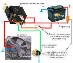 Замена резистора (реле) скорости вентилятора охлаждения в г. Нур-Султан (Астана)