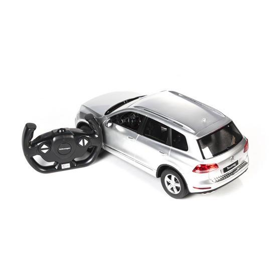 Радиоуправляемая модель автомобиль Rastar Volkswagen Touareg, 1:14, Управление: Джойстик, Материал: Пластик, Ц