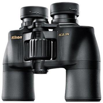 Бинокль полевой Nikon Aculon A211 8x42, Относительная яркость: 28,1, Сфера применения: Для охоты в рощах, Цвет