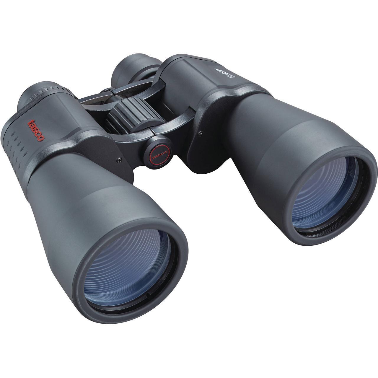 Бинокль полевой Tasco Essentials Porro 8x56, Сфера применения: Дневной свет, в сумерках, при плохой погоде, Цв