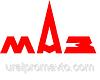5516-8501376 Накладка МАЗ амортизатора платформы