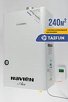 Настенный газовый отопительный котел NAVIEN ACE-24K, отопительный бойлер