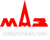 9758-3104006 Ступица МАЗ колеса п/прицепа (АБС) и подшипником сб.