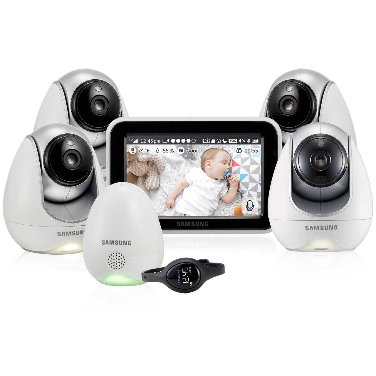 Видеоняня Samsung SEW-3057WPX4