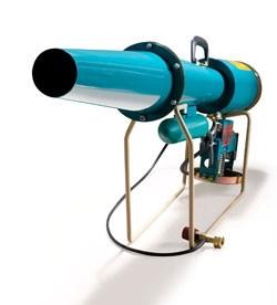 Звуковой отпугиватель птиц и зверей Громпушка M1