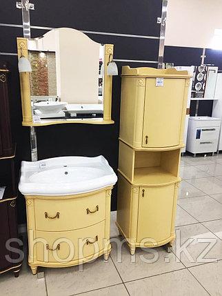 Мебель AQUARODOS Арт Деко 80 айвори - шкаф под умывальник в комплекте с ум.030300 80 см   ***, фото 2