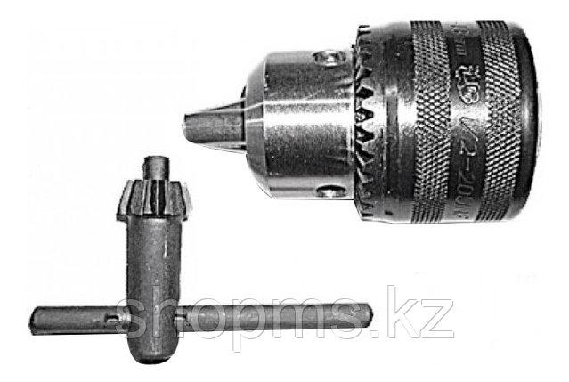 """Патрон для дрели ключевой 1/2"""" - 13 мм  (с ключом Т-обр.), фото 2"""