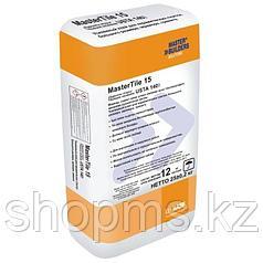 Клей MasterTile 15 Grey (USTA 140) 25кг / керамогранит