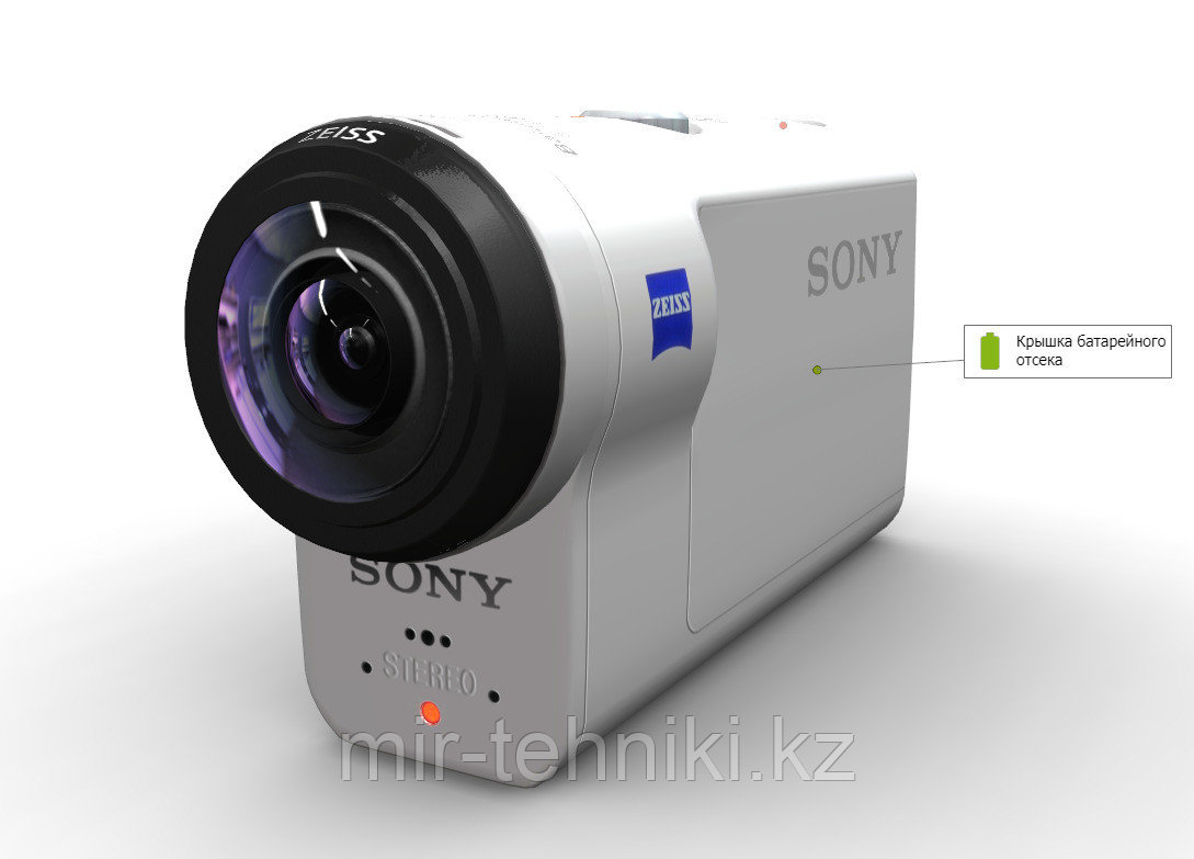 Экшн-камера Sony HDR-AS300  гарантия 2 года