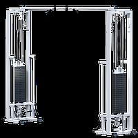 Кроссовер на базе реабилитационной рамы (стек 2х100кг)