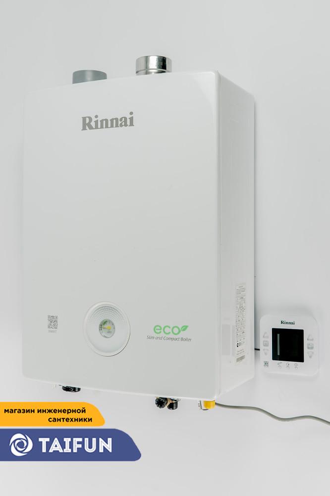 Котел Rinnai RB 307 RMF/350kw настенный газовый - фото 1