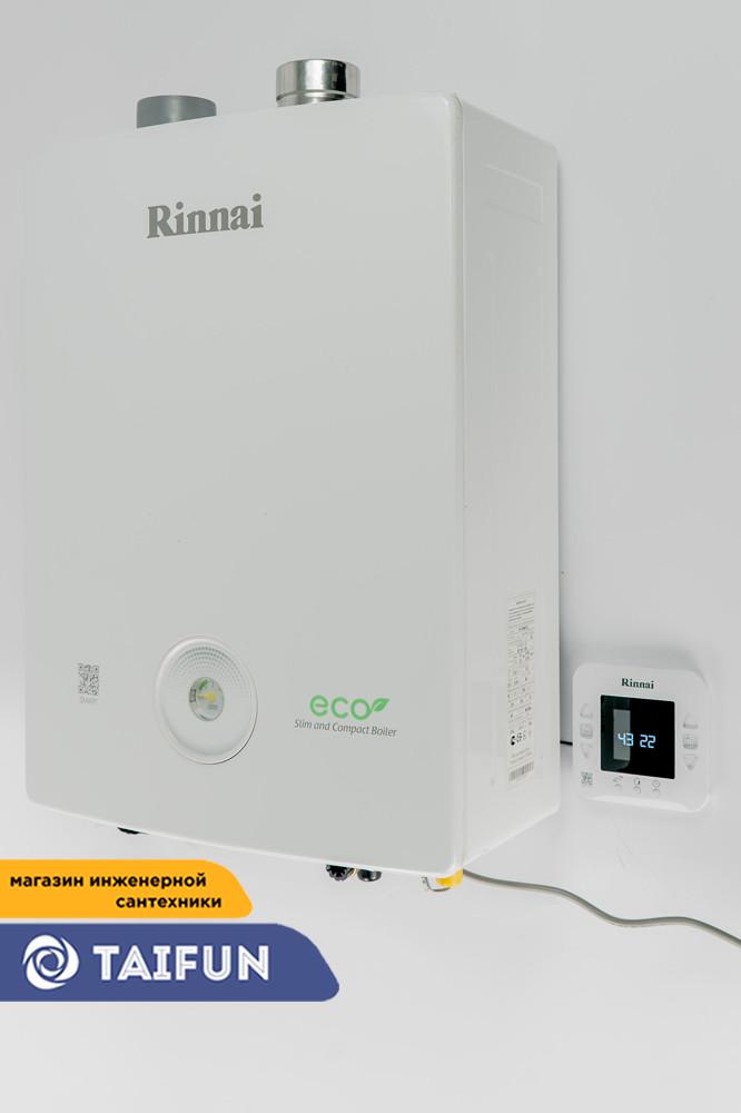 Котел Rinnai RB 307 RMF/350kw настенный газовый - фото 3