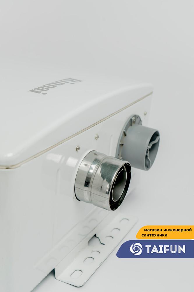 Котел Rinnai RB 307 RMF/350kw настенный газовый - фото 7