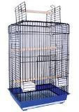 Клетка для средних попугаев, модель 830А, 52*41,5*78,5 см, крашенная, фото 1