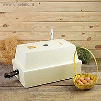 Инкубатор бытовой «Золушка», на 28 яиц, автоматический переворот, 220 В