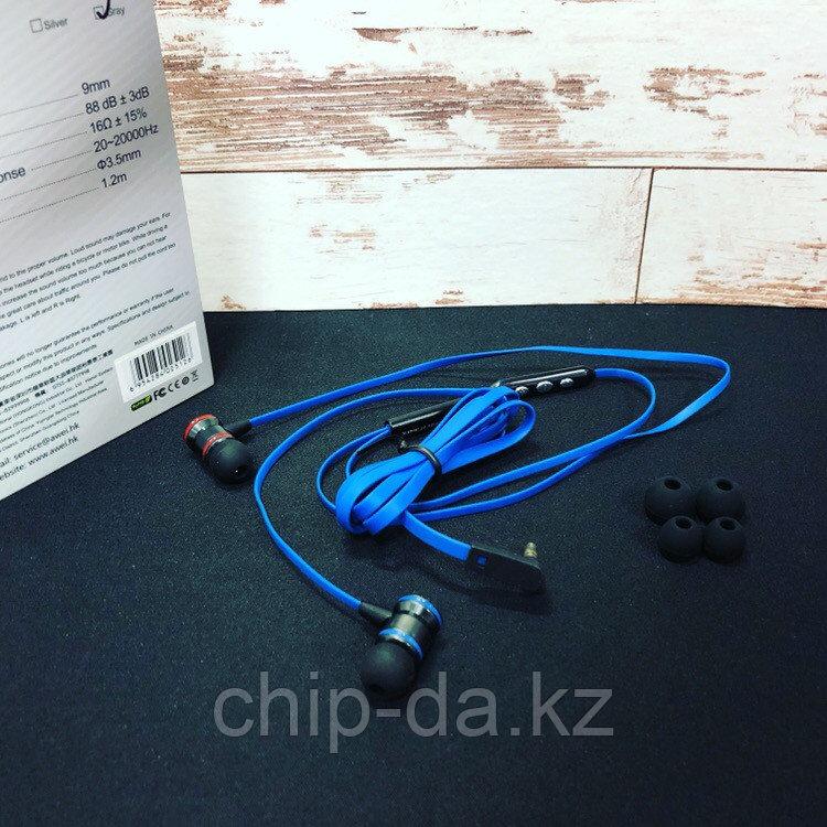 Наушники гарнитура Awei ES220Hi