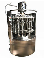 Аппарат для разлива газированных и не газированных напитков ХРВ-18, 1200б/час