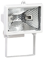 Прожектор ИО150 галогенный  белый IP54  ИЭК