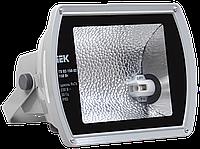 Прожектор ГО02-70-02 70Вт Rx7s  серый асимметричный  IP65 ИЭК