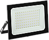 Прожектор СДО 06-100 светодиодный черный IP65 6500 K IEK