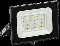 Прожектор СДО 06-30 светодиодный черный IP65 4000 K IEK