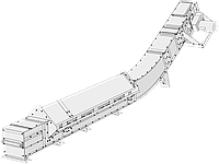 Приемный конвейер KTIG - Skandia Elevator I-Line