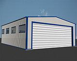 Строительство зданий ТЭЦ, заводов и цехов, магазинов по быстровозводимой технологии из металлоконструкций, фото 7