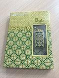 Металическая флэшка в национальном стиле, в картонной упаковке с орнаментом, объем памяти 8 Гб, фото 2