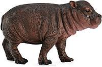 Collecta Фигурка Детёныш карликового бегемота, 6 см