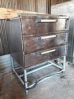 Шкаф пекарский 2-х секционный Абат б/у, фото 1