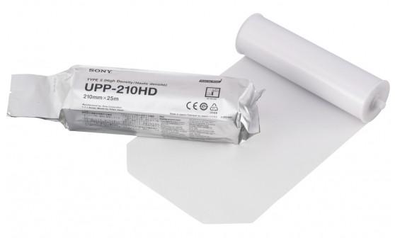 UPP-210HD Бумага для рентген принтера, высокой плотности, ч/б, формат A4