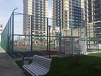 Ограждение для спортивных площадок, футбольных и волейбольных полей, фото 1