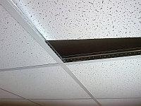 Подвесной потолок Армстронг в комплекте, 8 мм, Китай