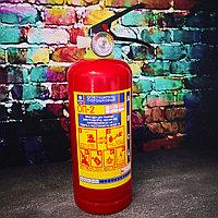 Огнетушитель порошковый закачный ОП-2, фото 1