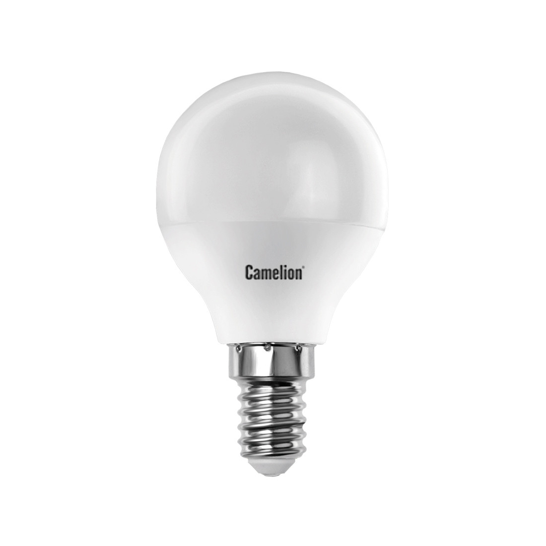 Лампа светодиодная Camelion G45/6500К/E14/7Вт, Дневной