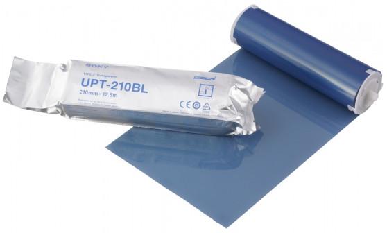 UPT-210BL Пленка для рентген принтера голубая в рулонах, формат A4