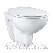 39351000 Унитаз подвесной без ободковый  Bau Ceramic
